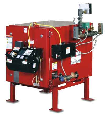 Clean Burn CB-200-CTB Waste Oil Boiler