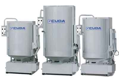 Cuda Front Load Aqueous Parts Washers