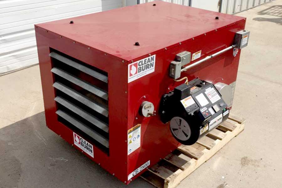 clean burn cb2800  used-oil-burner-cb-2800